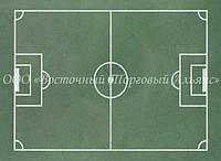Вафельные картинки Modeсor — Футбольное поле 20х30 см