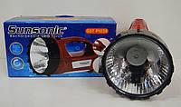 Фонарь переносной LED Sunsonic SST P1038 1W+15LED