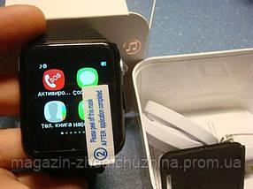 Детские умные часы+Smart watch влагозащита V7K, Bluetooth, камера, музыка, карта памяти!, фото 2