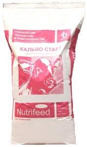 Заменитель молока для телят с 4-го дня Кальво Старт™  ЮНИОР  (жир-16%)