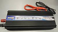Преобразователь напряжения (инвертор) 12-220V TBE 2000W
