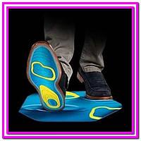 Мужские Гелевые стельки для обуви Scholl Active Gel!Опт