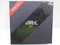 Приставка ТВ Android TV BOX H96 PRO 2+16 (8 ядeр)