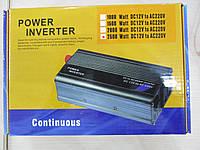 Преобразователи напряжения (инвертор) Continuous 12-220 2500 Ватт