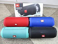 Колонка портативная беспроводная JBL Charge 3 + Блютуз Колонка (bluetooth), влагозащитная Bluetooth акустика