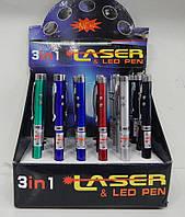 Ручка 3IN1 Laser Led Pen