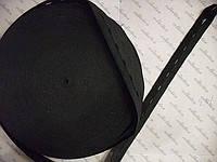 Резинка перфорированая черная
