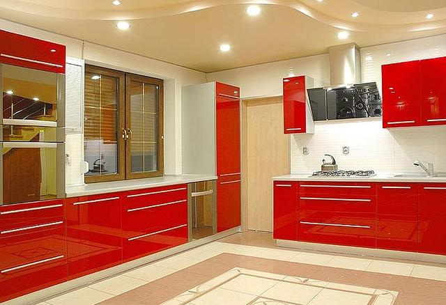 На заказ кухонная мебель