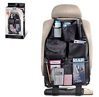 Органайзер для авто кресла (Auto Seat Organizer) – порядок, чистота и удобство в салоне Вашего автомобиля