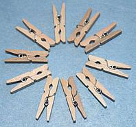 Подвеска деревянная (Прищепочка) 406 упаковка 10шт