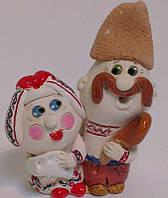 Українска парочка Семен і Одарочка сувенир, фото 1