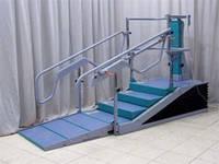 Тренажеры для инвалидов. Динамичный лестничный тренажер — DST