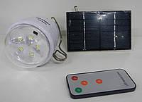 Лампа светодиодная GDLIGHT GD-5005 Солнечная батарея