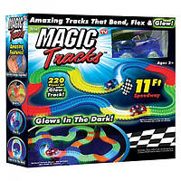Автотрасса Конструктор Magic Tracks из 220 деталей