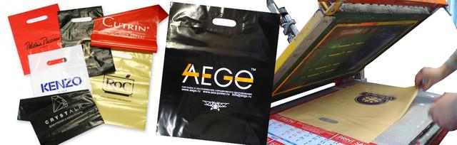 печать на пакетах, пакеты банан с логотипом, пакеты с рекламой