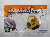 Induction Truck , детский индуктивный автомобиль, индуктивная машинка