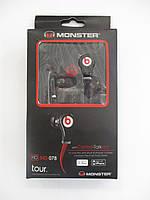 Monster Beats Tour MD-078 с микрофоном