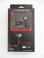 Monster Beats Tour MD-078 с микрофоном