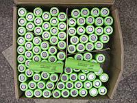 Аккумулятор Yiwu 18650 battery Samsung 1200mah (real 1200mah) 3,7V