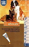 Адвокат для собак от 25 до 40 кг