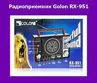 Радиоприемник Golon RX-951