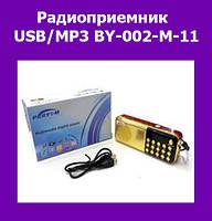 Радиоприемник USB/MP3 BY-002-M-11