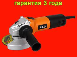 Профессиональная болгарка на 125 мм AEG WS6-125