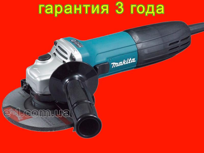 Профессиональная болгарка на 125 мм Makita GA5030