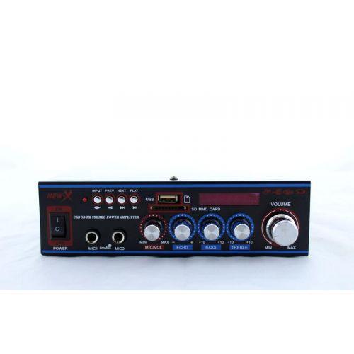 Усилитель UKC AV-316BT караоке Bluetooth