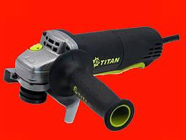 Болгарка на 125 мм Titan PSUM9-125