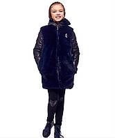 Детские зимние шубы и пальто для девочек интернет магазин