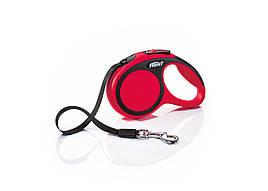 Flexi Comfort XS лента 3 метра до 12 кг поводок-рулетка для собак