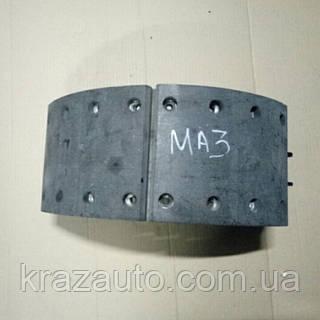Колодка тормозная МАЗ задн. 5336-3501090