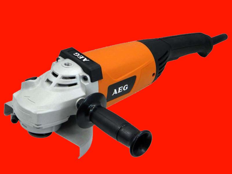 Болгарка на 180 мм AEG WS2200-180