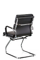 Кресло офисное Solano 3 confеrеncе black (Special4You-ТМ), фото 3