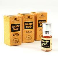 Арабские масляные духи Al-Rehab - Golden Sand