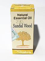 Натуральное эфирное масло, Лесной сандал / Sandal Wood / Чакра / Chakra 10 ml