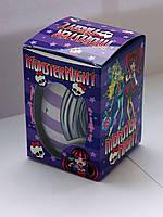 Шоколадное яйцо Monster Hight (высокий монстр) Kinder Surprise 50 г