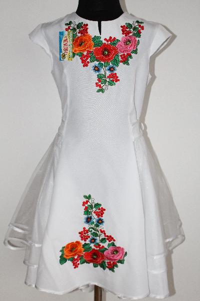 Вишите плаття для дівчинки  Діана - Nikashop в Киеве c7e7afcfbfe72