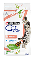 Cat Chow Adult Sensitive 400 гр (на вес)