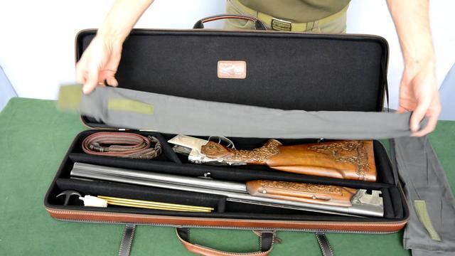 Футляры и чехлы для оружия