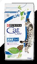 Cat Chow 3 в 1 400 гр (на вес)