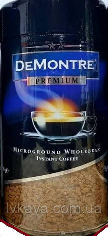 Кофе растворимый DeMontre Premium Microground, 200 гр, фото 2