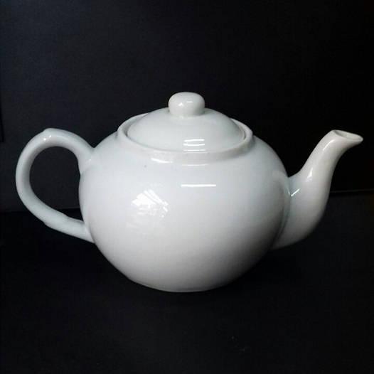 Чайник заварочный фарфоровый 900мл