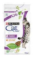 Cat Chow Adult Hairball Control 400 гр (на вес)