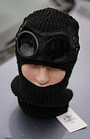 Теплая маска BALACLAVA C.P.COMPANY