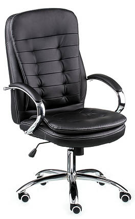 Кресло Murano dark черное (Special4You-ТМ), фото 2