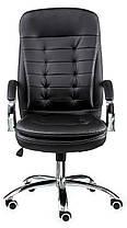 Кресло Murano dark черное (Special4You-ТМ), фото 3