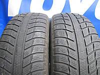 Шины зимние бу шины R16 205/60 Michelin