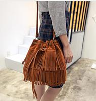 "Женская повседневная сумка ""Кантри Ginger"", фото 1"